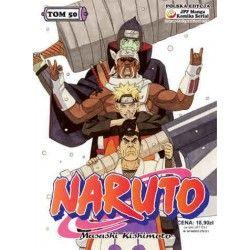 NARUTO tom 50