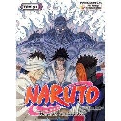 NARUTO tom 51