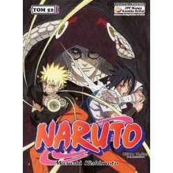 NARUTO tom 52
