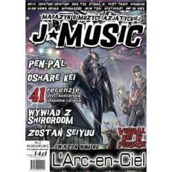 J-MUSIC nr 2 Magazyn o...