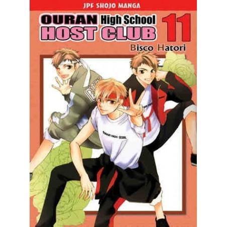 OURAN HIGH SCHOOL HOST CLUB tom 11