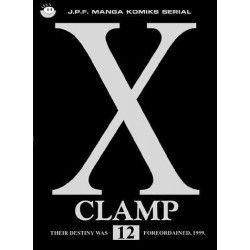 X CLAMP tom 12