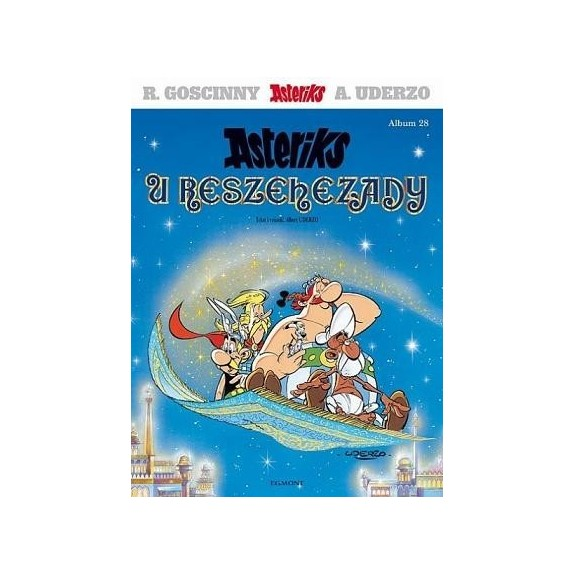 ASTERIKS tom 28 Asteriks u Reszechezady