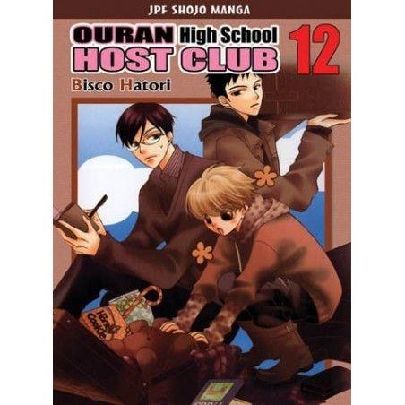 OURAN HIGH SCHOOL HOST CLUB tom 12