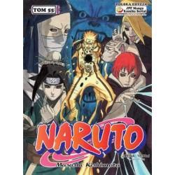 NARUTO tom 55