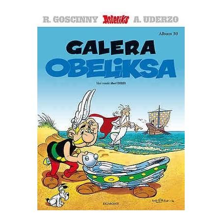 ASTERIKS tom 30 Galera Obeliksa