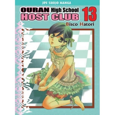 OURAN HIGH SCHOOL HOST CLUB tom 13