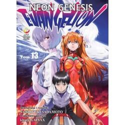 NEON GENESIS EVANGELION tom 13