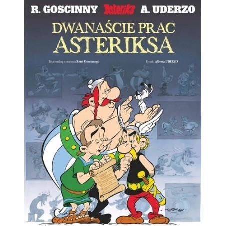 ASTERIKS Dwanaście prac Asteriksa