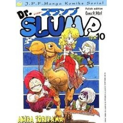 DR. SLUMP tom 10