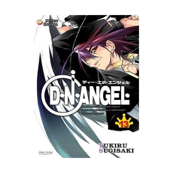 DNANGEL tom 13