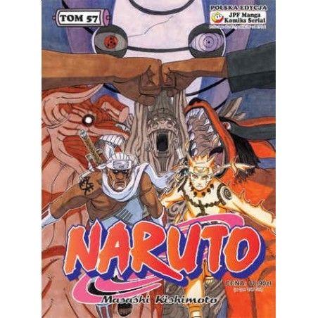 NARUTO tom 57