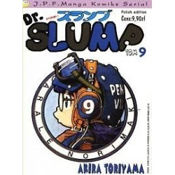 DR. SLUMP tom 9