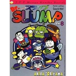 DR. SLUMP tom 8