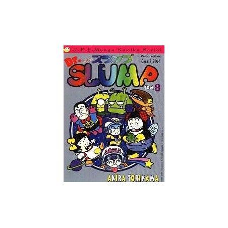 DR. SLUMP tom 8