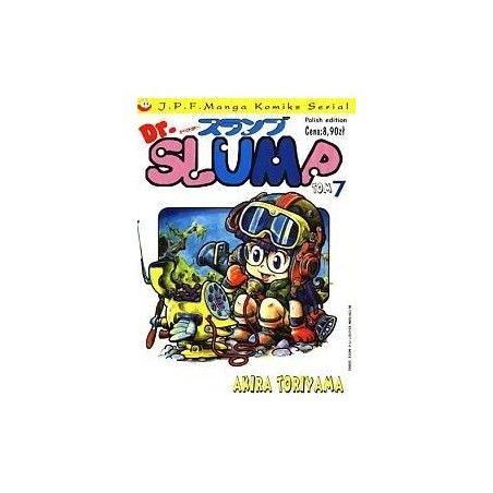 DR. SLUMP tom 7