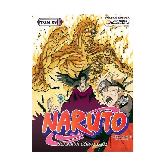 NARUTO tom 58