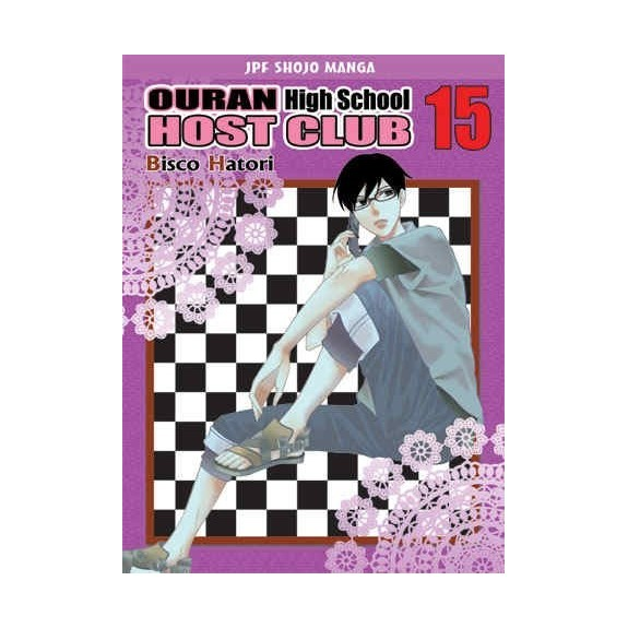 OURAN HIGH SCHOOL HOST CLUB tom 15