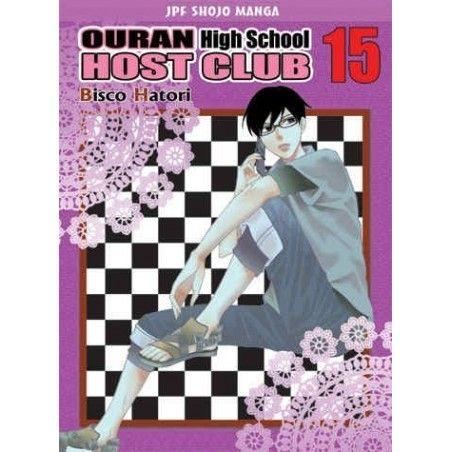 OURAN HIGH SCHOOL HOST CLUB tom 15