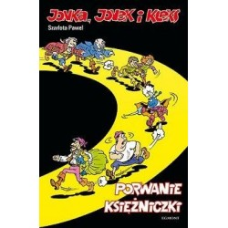 JONKA, JONEK I KLEKS tom 5...