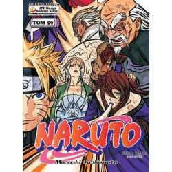 NARUTO tom 59