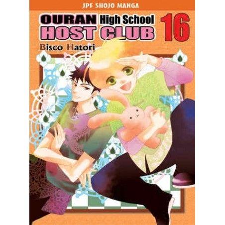 OURAN HIGH SCHOOL HOST CLUB tom 16