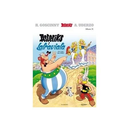 ASTERIKS tom 31 Asteriks i Latraviata
