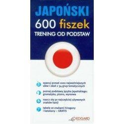 JAPOŃSKI 600 FISZEK TRENING...