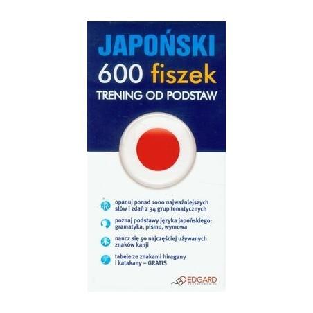 JAPOŃSKI 600 FISZEK TRENING OD PODSTAW