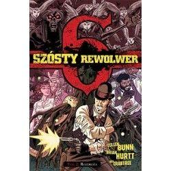 SZÓSTY REWOLWER tom 2