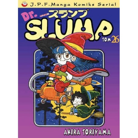 DR. SLUMP tom 26