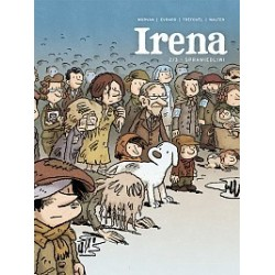IRENA tom 2 Sprawiedliwi