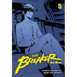 THE BREAKER NEW WAVES tom 5
