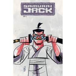 SAMURAJ JACK tom 3