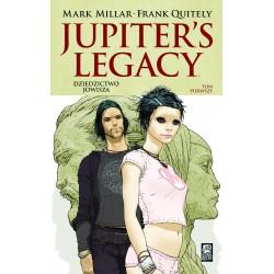 JUPITER'S LEGACY  tom 1...