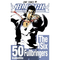 BLEACH tom 50