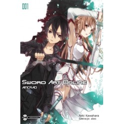 SWORD ART ONLINE tom 1