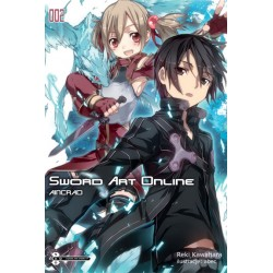 SWORD ART ONLINE tom 2