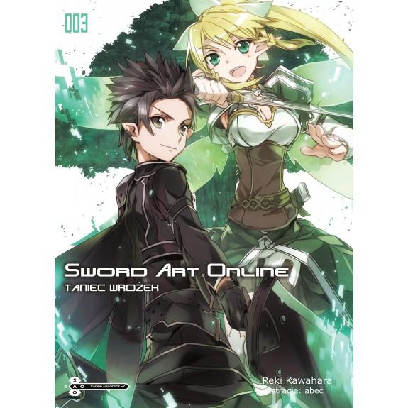 SWORD ART ONLINE tom 3