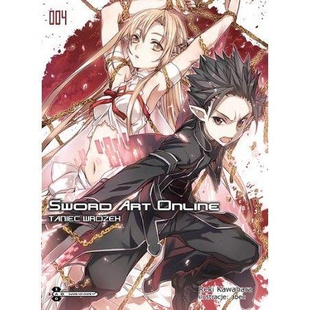 SWORD ART ONLINE tom 4