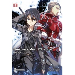 SWORD ART ONLINE tom 8