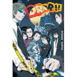 DURARARA!! LIGHT NOVEL tom 1