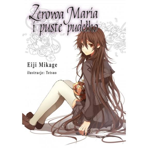 ZEROWA MARIA I PUSTE PUDEŁKO Light novel tom 3