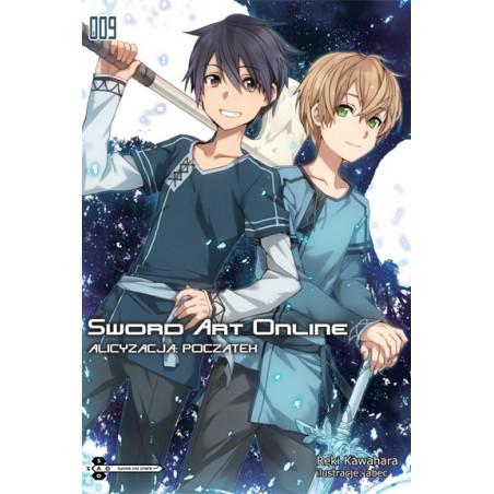 SWORD ART ONLINE tom 9