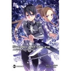 SWORD ART ONLINE tom 10