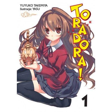 TORADORA LIGHT NOVEL tom 1