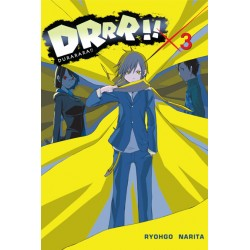 DURARARA!! LIGHT NOVEL tom 3