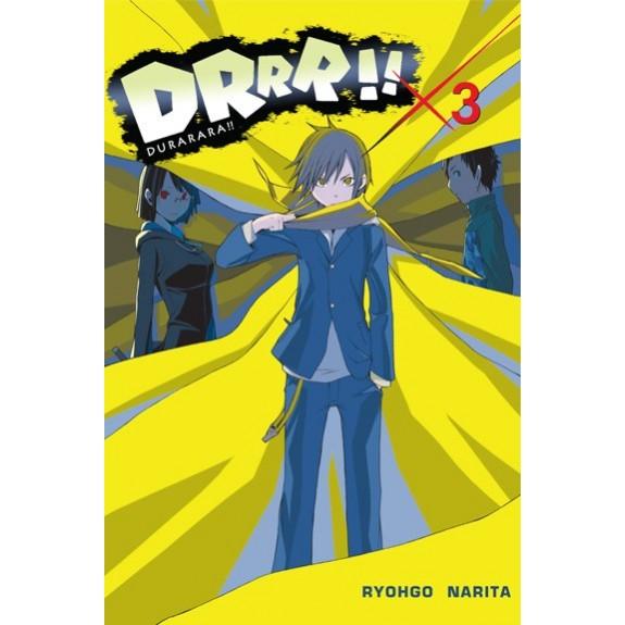 DURARARA!! LIGHT NOVEL tom 3