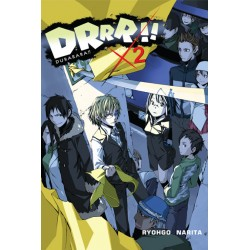 DURARARA!! LIGHT NOVEL tom 2
