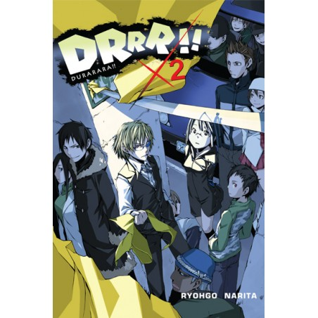 DURARARA!! LIGHT NOVEL tom 2